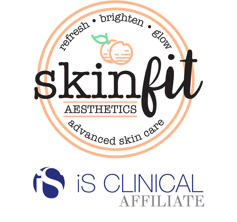 Skinfit Aesthetics and iS Clinical affiliate logos